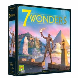 7 Wonders (Nouvelle version 2020)
