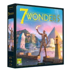 7 Wonders (Nouvelle version 2020)