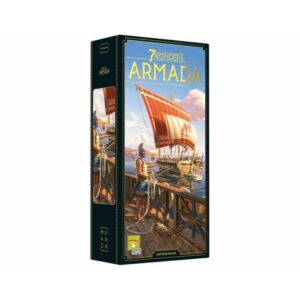 7 Wonders : Armada (Extension Nouvelle Edition)