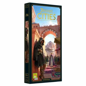 7 Wonders : Cities (extension – nouvelle edition)