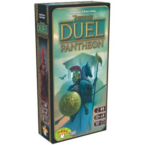 7 Wonders Duel : Panthéon (extension)