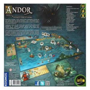 Andor – Partie II : Voyage vers le Nord