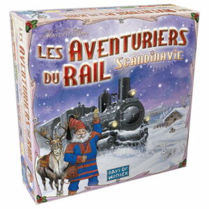 Les Aventuriers du Rail – Scandinavie