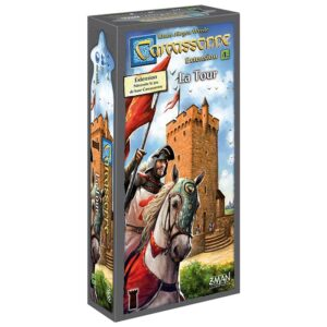 Carcassonne – 4 – La Tour (extension)