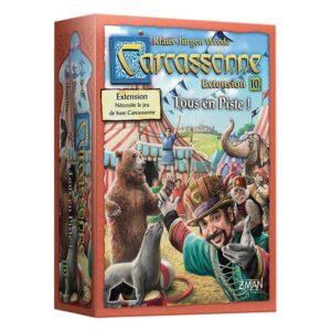 Carcassonne – 10 – Tous en Piste (extension)