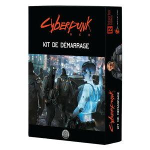 Cyberpunk Red – Kit de Démarrage