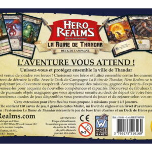 Hero Realms – Ruine de Thandar