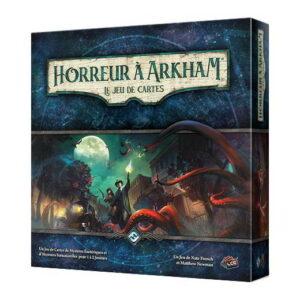 Horreur à Arkham – Le Jeu de Cartes JCE