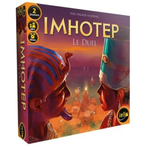 Imhotep – Le Duel