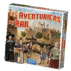 Les Aventuriers du Rail – Amsterdam