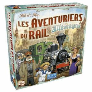 Les Aventuriers du Rail – Allemagne