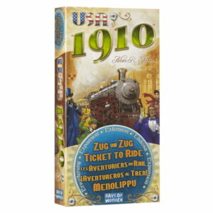 Les Aventuriers du Rails : USA 1910 (Extension)