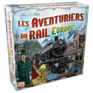 Les Aventuriers du Rail – Europe