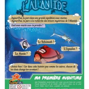 Ma Première Aventure – La Découverte de l'Atlantide