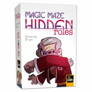 Magic Maze : Hidden Roles (extension)