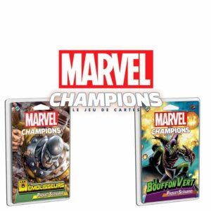Marvel Champions – Le jeu de cartes : Scénarios (extensions)