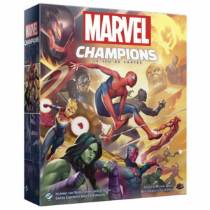 Marvel Champions – Le jeu de cartes