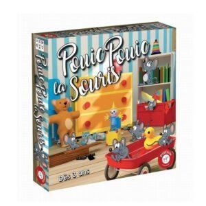 Pouic Pouic la Souris (Mouse in the house)