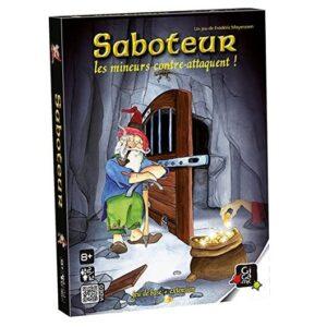 SABOTEUR II : Les mineurs contre-attaquent