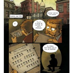Sherlock Holmes – Livre 6 – Enquêtes Internationales
