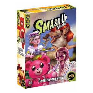 Smash Up : Conflit de Générations (extension)