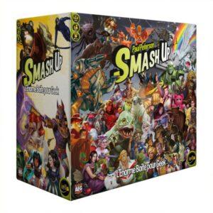 Smash Up – L'Enorme Boite pour Geek