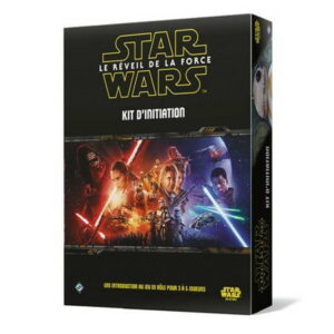 Star Wars Le Réveil de la Force – Kit d'Initiation