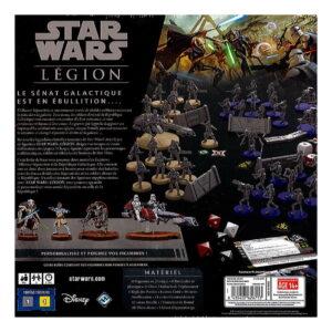 Star Wars : Légion – Clone Wars (Boite de Base)