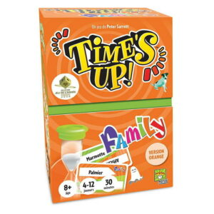 Time's Up Family (Orange)