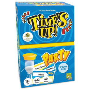 Time's Up – Party 2 (Bleu)