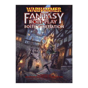 Warhammer Fantasy Roleplay – Boite d'Initiation