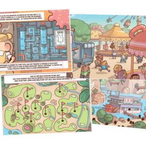 Your Theme Park – La BD dont vous êtes le Héros