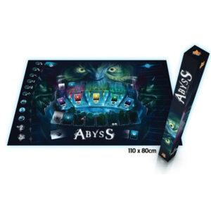 Abyss : tapis de jeu (playmat)
