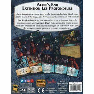 Aeon's End : Les Profondeurs (Ext. 1)