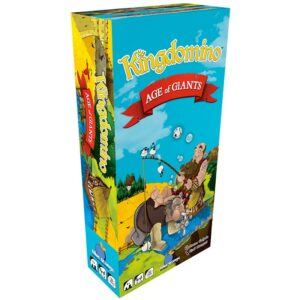 Kingdomino : Age of Giants (extension)