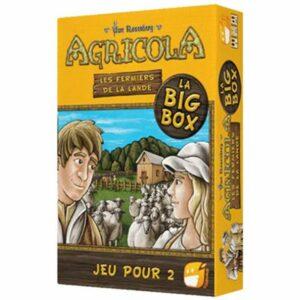 Agricola Big Box 2 Joueurs – Les Fermiers de la Lande