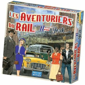 Les Aventuriers du Rail : New York