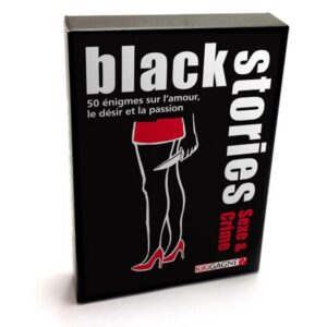 Black Stories – Sexe & Crime