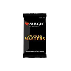 Booster Magic Double Masters VF- Magic the Gathering