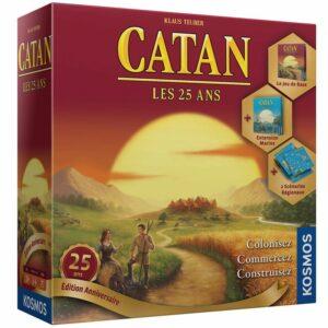 Catan Édition Jubilé – 25ème Anniversaire