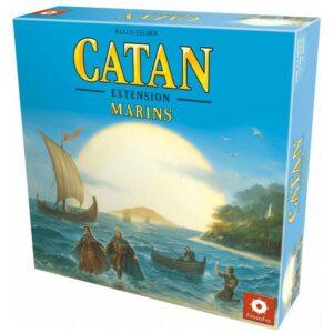 Catan : Marins (extension)