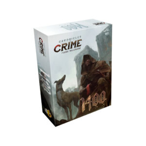 CHRONICLES OF CRIME MILLENIUM – 1400 Le jeu