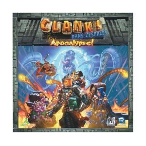 CLANK ! DANS L'ESPACE ! – Apocalypse !