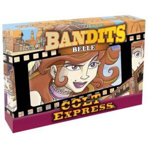 Colt Express Bandits : Belle (Extension)