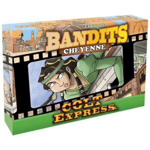 Colt Express Bandits : Cheyenne (Extension)