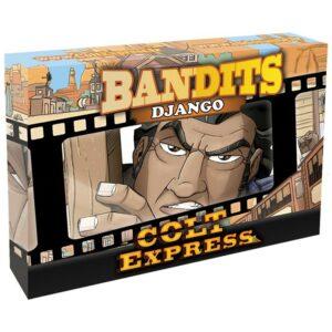 Colt Express Bandits : Django (Extension)