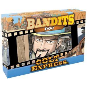 Colt Express Bandits : Doc (Extension)