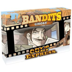 Colt Express Bandits : Ghost (Extension)