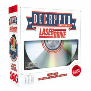 Décrypto : Lazer Drive (extension)