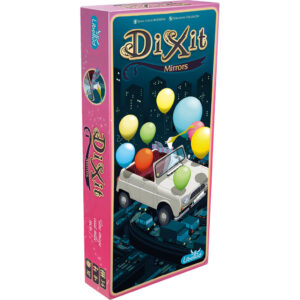 Dixit : 10 Mirrors (extension)